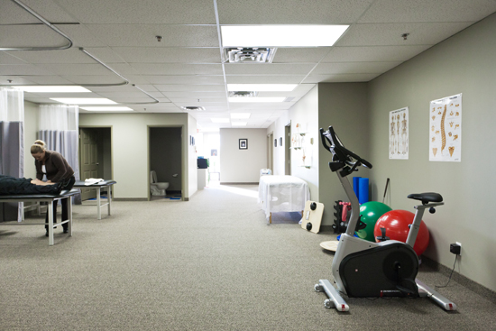 Montfort inside - ActiveCARE Physio