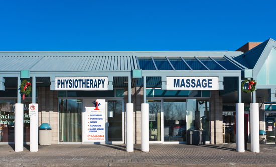 Montfort outside - ActiveCARE Physio